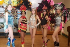 Samba Show at Senior House, March 2020