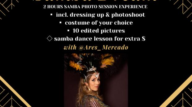 samba dream post